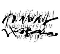 tracce segni caratteri