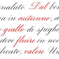 ALE corsivo inglese - COLORI 200x200