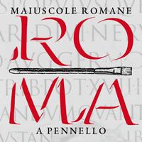 RO02 maiuscole romane pennello 200x200