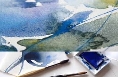 Associazione calligrafica italiana ACI_segni d'acqua e colore
