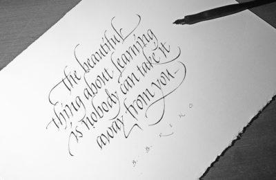 Associazione calligrafica italiana Chiara_Riva_quote_B_b_King