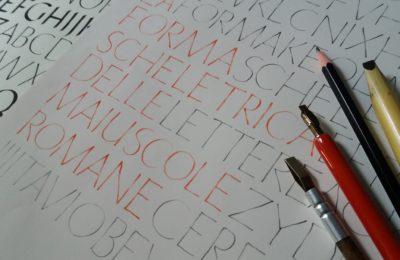 Associazione calligrafica italiana MI01-Introduzione maiuscole