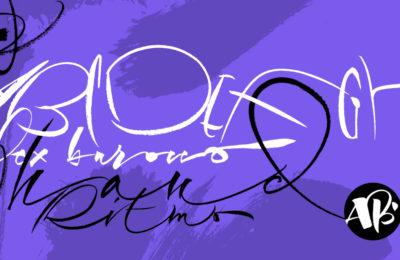 Associazione calligrafica italiana MI02_Brush2_Barocco