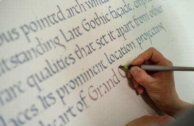 Associazione calligrafica italiana VI01_Calligrafia_Principio_1