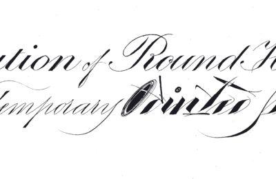 Associazione calligrafica italiana MI12_Titolo