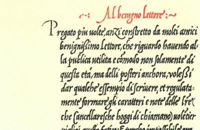 Associazione calligrafica italiana RO02_LaOperina