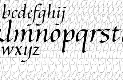 Associazione calligrafica italiana immagine italico MI02