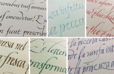 Associazione calligrafica italiana OL04 – 1