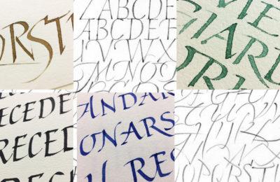 Associazione calligrafica italiana OL08 – 1