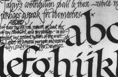 Associazione calligrafica italiana VI03_2021_Foundational